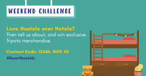 If You Like Hostels More Than Hotels, This Contest Is For You