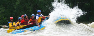Kolad River Rafting : A never ending thrill.