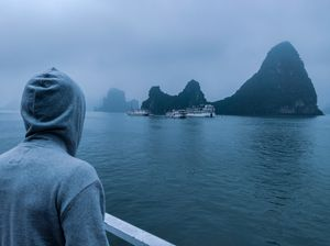 Postcard from Ha Long Bay