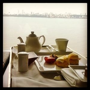 Room With A View -The Taj Mahal Hotel