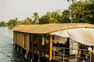 Life In The Backwaters Of Alleppey, Kerala