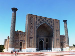 Golden Teeth, Golden Hearts - UZBEKISTAN on the Silk Road