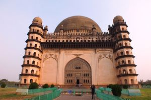 Bijapur - Gol Gumbaz and More