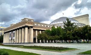 Gateway to Siberia - Novosibirsk