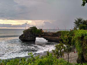 Bali Before Mt. Agung Erupted