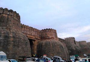 Kumbhalgarh - The Great Wall of India