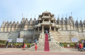 Ranakpur Temples, Rajasthan - Art and Spirituality