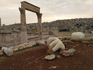 JORDAN – From Dead Sea to Red Sea (Part 3)  AMMAN