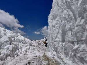 World's Most Dangerous Road - Kishtwar to Killar & Sach Pass - 813 Kms Ride - 360  Degree Circuit.
