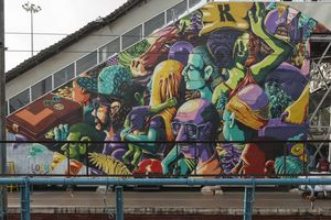 The Rise and Rise Of Street Art in India