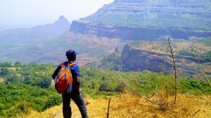 One day trek to Siddhagad fort trek
