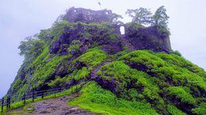 Monsoon trek to Karnala Fort, Panvel