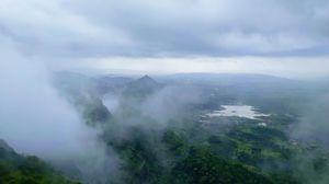 Mist at Peb Fort