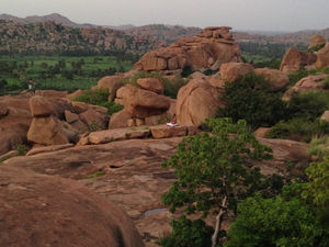 Hampi trails to you