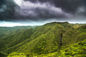 Attempting the Koolau Summit Trail on Oahu, Hawaii