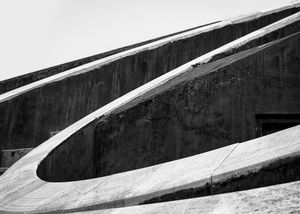 Title: The curved lines #BestTravelPictures Theme: Architecture