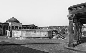 Title: Sultangarhi Tomb #BestTravelPictures  Theme: Architecture