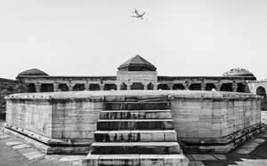 Title: Sultangarhi's Tomb #BestTravelPictures  Theme: Architecture