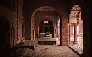 Title: Inside view of Ramgarhia Bunga #BestTravelPictures  Theme: Architecture