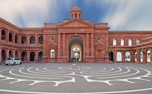 Title: Partition Museum #BestTravelPictures  Theme: Architecture