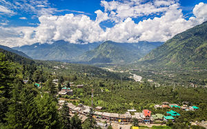 Title: Panoramic View #BestTravelPictures  Theme: Landscape