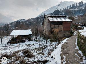 Winters in Parvati Valley