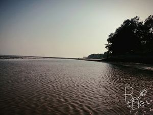 Chandipur- A magical beach which disappears.