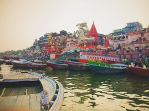 Varanasi - Raw and Rooted!