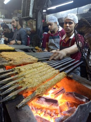 A food guide to the legendary Jama Masjid eateries in Old Delhi