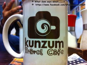 Kunzum cafe - The awesome & only Travel cafe in Delhi