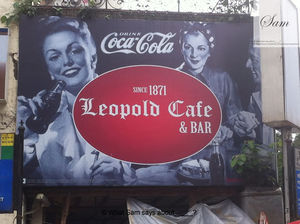 Leopold Cafe & Bar - Mumbai's monumental landmark