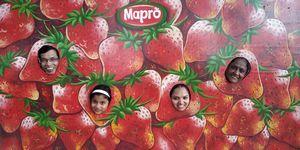 Fun times @Mapro Garden