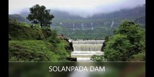 Monsoon Getaways Chapter I: Solanpada Dam