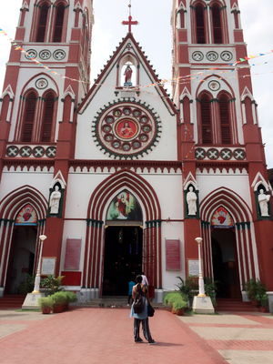 Church of the Sacred Heart of Jesus 1/undefined by Tripoto