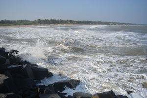 Road Trip to Pondicherry and Pichavaram - Gone travelling to edge of the sands
