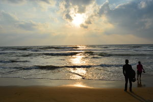 Mahabalipuram Beach 1/6 by Tripoto
