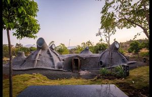 Backpacking for Gumpha Farmhouse - 2 Bed Farmhouse (A Luxurious Cave Stay) in Nashik