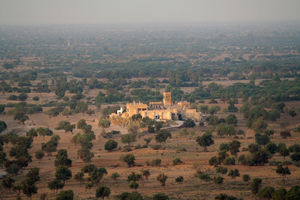 Backpacking for Mihir Garh (Khandi, Rajasthan)
