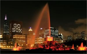 Buckingham Fountain 1/undefined by Tripoto