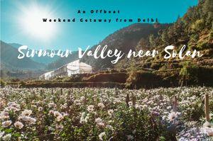 Sirmour Himachal Pradesh