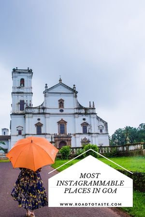 Most Instagrammable Places in Goa