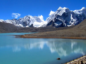 Four Highest Lakes of India