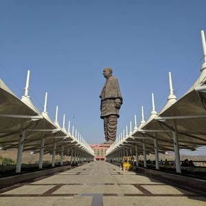 Statue Of Unity - Colossal Statue