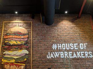 Charity Event - Jimi's Burger ki Burger Thali.