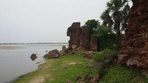 Fancy shooting and getting shot in the backdrop of a dilapidated fort and blue, tranquil backwaters?