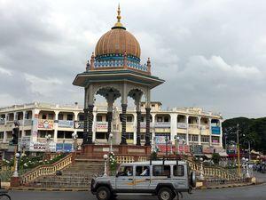 Mysore: along a heritage trail