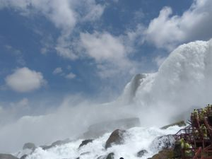 Niagara Falls: mist, magic and magnificence personified