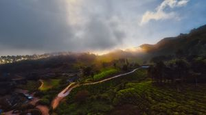 Munnar Vibes - Wake up. Its Time!! - Aerial View and more!!!