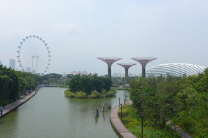 The Experience of Visiting Gardens by the Bay, Singapore