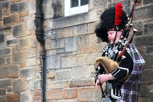 """When is Scotland ,Keep Calm and Listen to Pipes"""""""